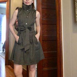 NWT Paige Drawstring Dress